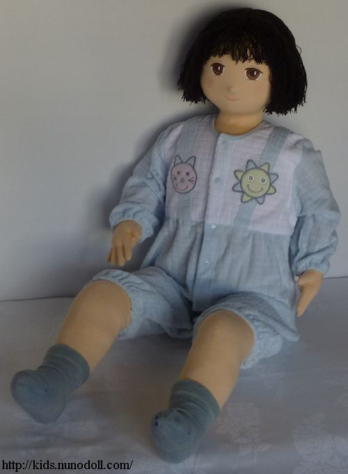 Small girl doll