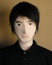 Life size man doll